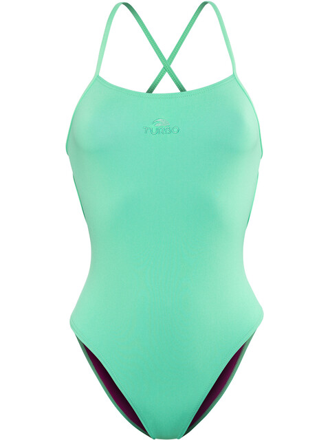 Turbo Siren Swimsuit Women, green